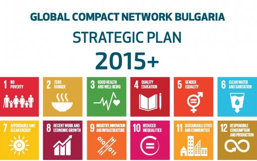 Strategic Plan 15+  of GC Network Bulgaria