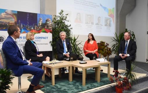 Втора част от сесията на Българската мрежа по време на Виртуалния Форум на лидерите
