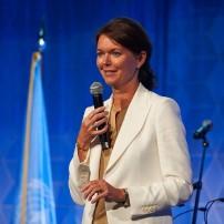 Генералният секретар назначи Лизе Кинго за изпълнителен директор на Глобалния договор на ООН
