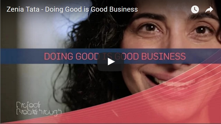 Doing Good is Good Business - Video