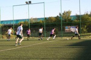 Футболен турнир между ТехноЛогика и Софарма
