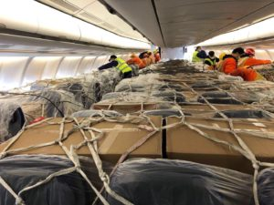 Lufthansa-A330-Cabin-loaded-with-cargo