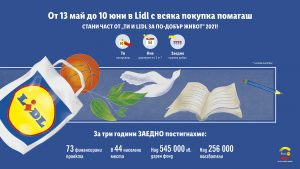 You & Lidl for a better life